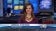 Sheena Parveen -weatherperson- NBC10 News-Philadelphia PA Mar 8 2012 HDcaps