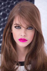 Barbara Palvin L'oreal Miss Pop Collection 2013 UHQ