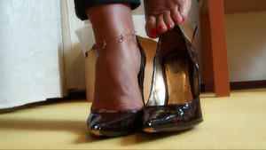 Milf Foot Seduction 108