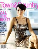 ziyi zhang - 'Town & Country' magazine 4xHQs