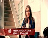 Rachel Stevens clip Negotiate with love
