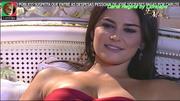 Carla Regina sensual na novela Essas Mulheres