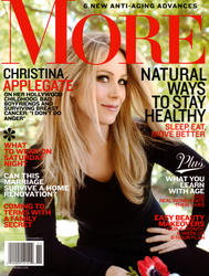 Christina Applegate x5 More (US) November, 2012