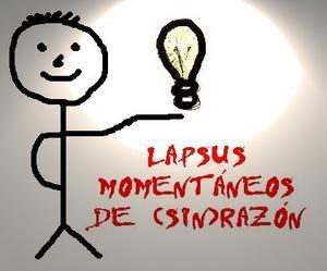 Logo de Lapsus momentáneos de (sin)razón almacenado en www.imagevenue.com