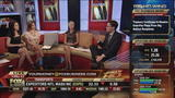 Tracy Byrnes & Dagen McDowell - newspersons - Fox Business Aug 15 2009