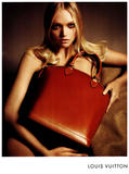 Gemma Ward.  Louis Vuitton S-S 07 ads.