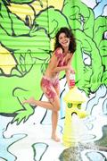 Джессика Зор, фото 1008. Body Paint For Sobe Photoshoot / MQ Jessica Szohr Tagged, foto 1008,