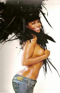 Janet Jackson nuoga apsinuoginusi nude naked uncovered