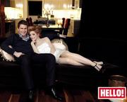 Nicola Roberts- 'Hello!' Magazine Shoot (with boyfriend)