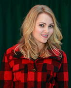 AnnaSophia Robb- Holiday Denim Recycling Event at Celsius in New York 12/04/13